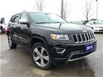 2015 Jeep Grand Cherokee LIMITED**NAVIGATION**BLUETOOTH** in Mississauga, Ontario