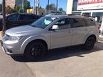 2016 Dodge Journey SXT V6 7 PASS WITH BLACK WHEELS in Milton, Ontario