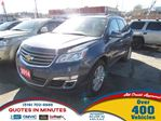 2015 Chevrolet Traverse TRAVERSE   AWD   8PASS   REAR AIR   SAT in London, Ontario