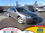 2012 Chevrolet Malibu MALIBU   LS   ONSTAR   POWER SEATS in London, Ontario
