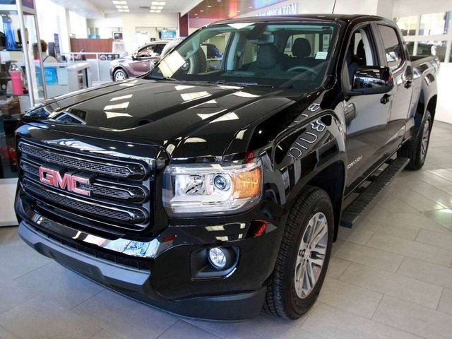 2016 gmc canyon midnight edition jet black don wheaton. Black Bedroom Furniture Sets. Home Design Ideas