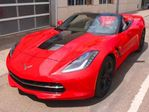 2016 Chevrolet Corvette Stingray Z51 2dr Convertible in Edmonton, Alberta