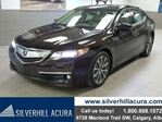 2015 Acura TLX Elite SH-AWD *Navi, Parking Sensors, Ventilated Front Seats* in Calgary, Alberta