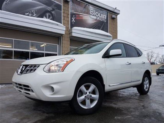 2013 Nissan Rogue SV, AWD, Toit, 57643km in Sainte-Marie, Quebec