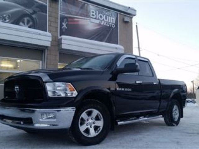 2012 dodge ram 1500 slt sainte marie quebec used car for sale. Cars Review. Best American Auto & Cars Review