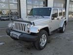 2010 Jeep Wrangler Unlimited Sahara UNLIMITED TWO TOPS AUTOMATIC in Guelph, Ontario