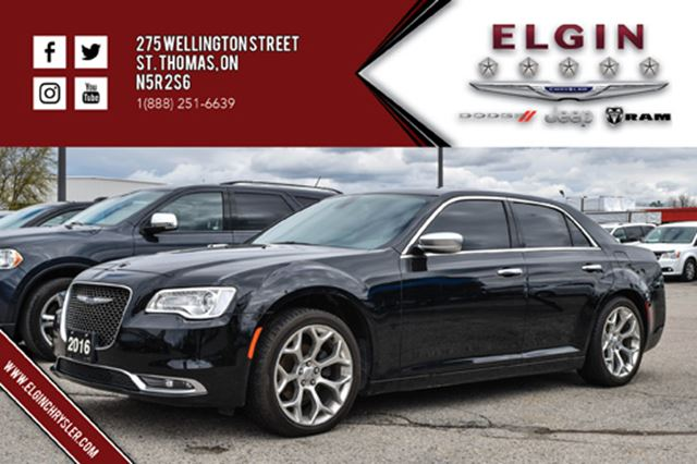 2016 Chrysler 300 Platinum in St Thomas, Ontario