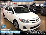 2012 Toyota Corolla BAS KILOMn++TRAGE FINANCEMENT DISPONIBLE in Laval, Quebec