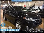 2013 Toyota RAV4 Limited SIn++GES CHAUFFANTS CUIR TOIT OUVRANT AWD in Laval, Quebec