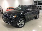 2016 Jeep Grand Cherokee Limited, CUIR, Dn++MARREUR, V6, in Joliette, Quebec