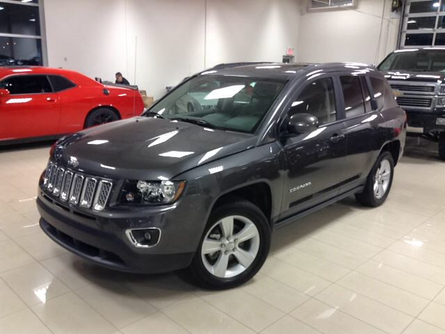 2016 Jeep Compass North High Altitude, 4X4, CUIR, BLUETOOTH, MAG, in Joliette, Quebec