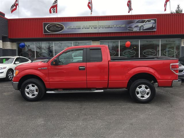 2009 ford f 150 xlt financement maison 100 approuvn for Automobile financement maison