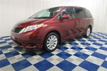 2011 Toyota Sienna LE/ALL WHEEL DRIVES/LOW KM/USB OUTLET in Winnipeg, Manitoba