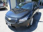 2014 Chevrolet Cruze 6-SPEED MANUAL POWER EQUIPPED LT MODEL 5 PASSEN in Bradford, Ontario