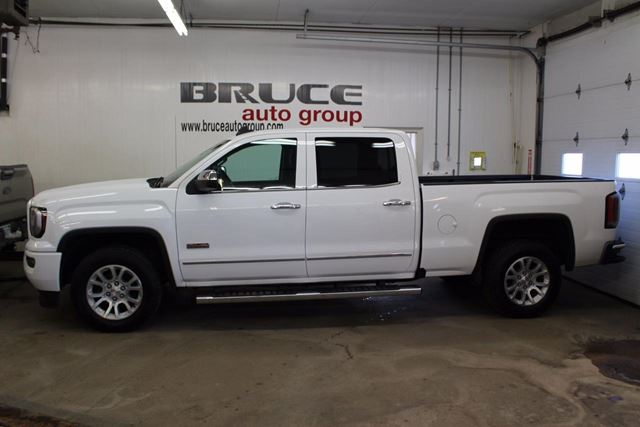 2016 gmc sierra 1500 z71 sle 5 3l 8 cyl automatic 4x4 crew cab middleton nova scotia used car. Black Bedroom Furniture Sets. Home Design Ideas