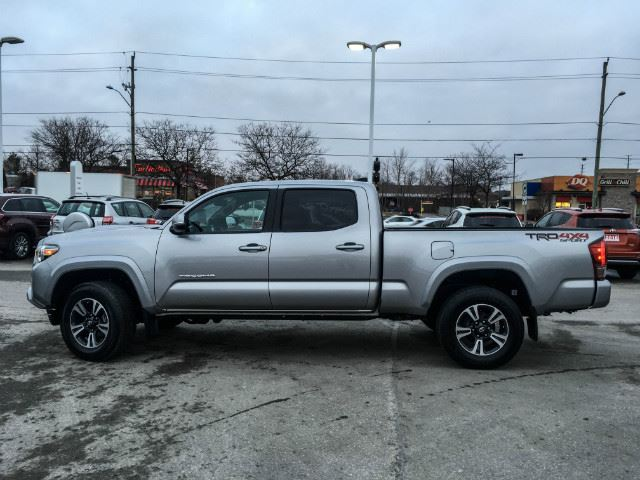 2016 toyota tacoma double cab trd cobourg ontario used car for sale 2707631. Black Bedroom Furniture Sets. Home Design Ideas