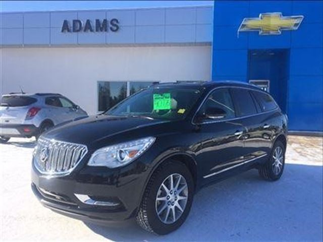 2016 BUICK ENCLAVE Leather in Wetaskiwin, Alberta