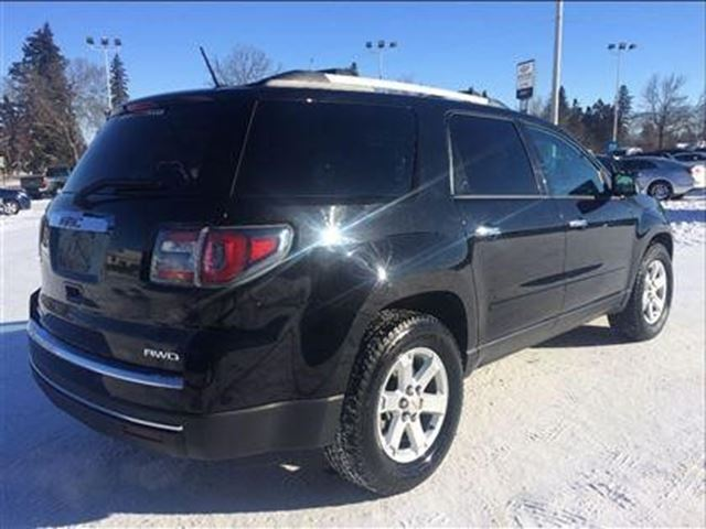 2016 gmc acadia sle wetaskiwin alberta used car for sale 2707763. Black Bedroom Furniture Sets. Home Design Ideas
