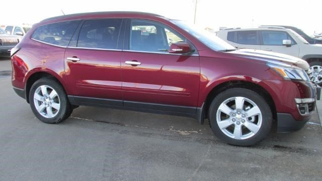 2016 CHEVROLET TRAVERSE LT in Hanna, Alberta