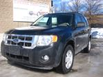 2008 Ford Escape 2008 Ford Escape XLT 4CYL EASY ON GAS! 12M.WRTY+SAFETY $5990 in Ottawa, Ontario