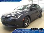 2016 Chrysler 200 S- Sun and Sound Package!! in Lethbridge, Alberta