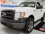 2014 Ford F-150 Be the diamond in the rough with this 4x4 F-150 XL in Edmonton, Alberta