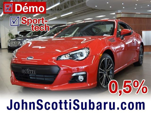 2016 subaru brz sport tech st leonard quebec used car for sale 2707886. Black Bedroom Furniture Sets. Home Design Ideas