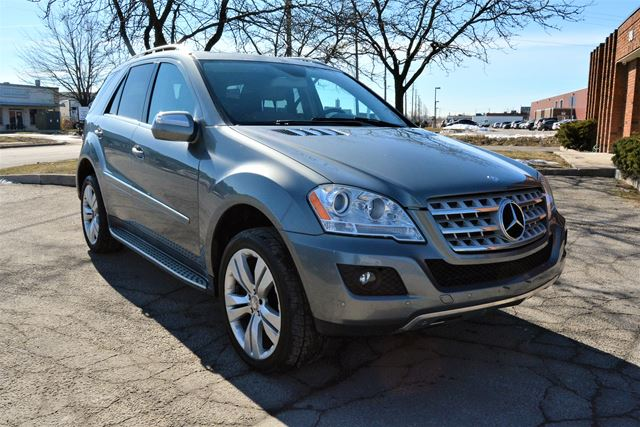 2010 mercedes benz m class ml350 navigation 4matic for 2010 mercedes benz ml 350