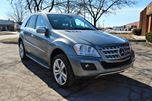 2010 Mercedes-Benz M-Class ML350 | NAVIGATION | 4MATIC | NO ACCIDENT in Brampton, Ontario