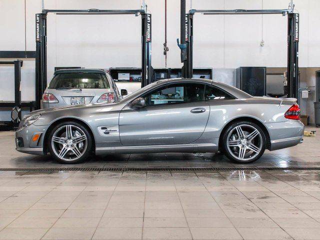 2011 mercedes benz sl class sl63 amg kelowna british for 2011 mercedes benz sl class