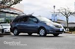 2009 Toyota Sienna Leather Interior, Power/Heated Front Seats, Ste in Richmond, British Columbia