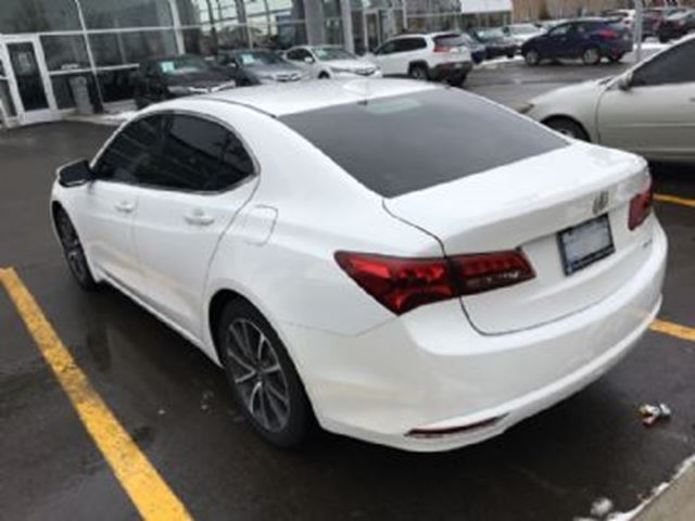 2015 acura tlx 4dr sdn sh awd v6 tech mississauga. Black Bedroom Furniture Sets. Home Design Ideas