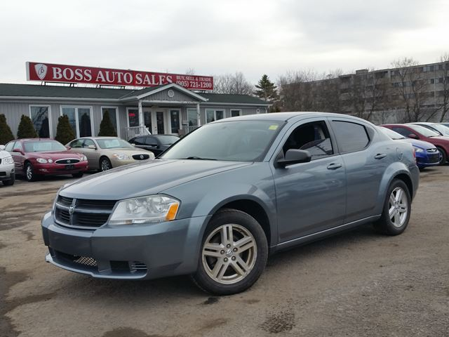 2010 dodge avenger se oshawa ontario used car for sale. Cars Review. Best American Auto & Cars Review
