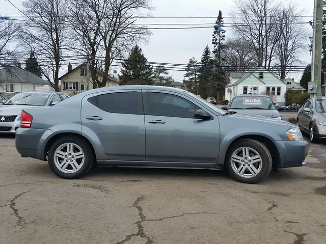 2010 dodge avenger se oshawa ontario used car for sale 2708070. Cars Review. Best American Auto & Cars Review