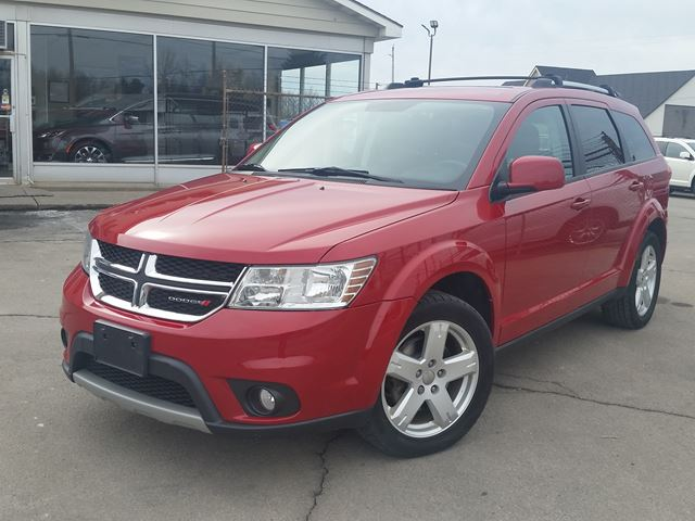 2012 dodge journey sxt fort erie ontario car for sale 2708160. Black Bedroom Furniture Sets. Home Design Ideas