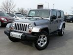 2013 Jeep Wrangler Unlimited Sahara in Belleville, Ontario