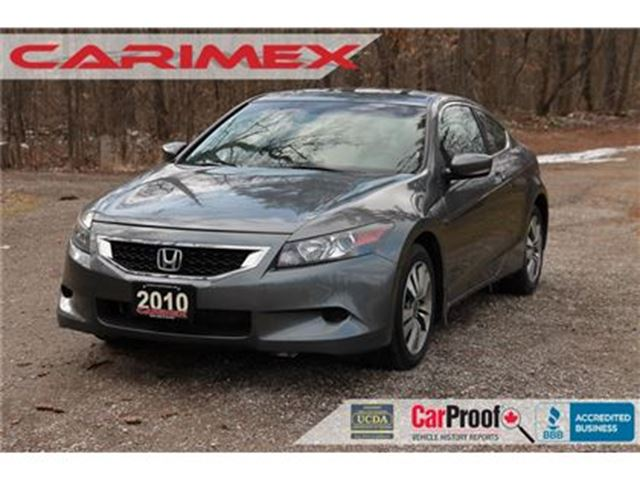 2010 Honda Accord EX-L   ONLY 71K   CERTIFIED + E-Tested in Kitchener, Ontario