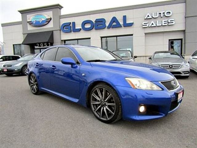 2008 lexus is f v 8 416 hp navigation leather rear. Black Bedroom Furniture Sets. Home Design Ideas