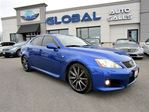 2008 Lexus IS F V-8 , 416 Hp , NAVIGATION , LEATHER , REAR CAMERA in Ottawa, Ontario