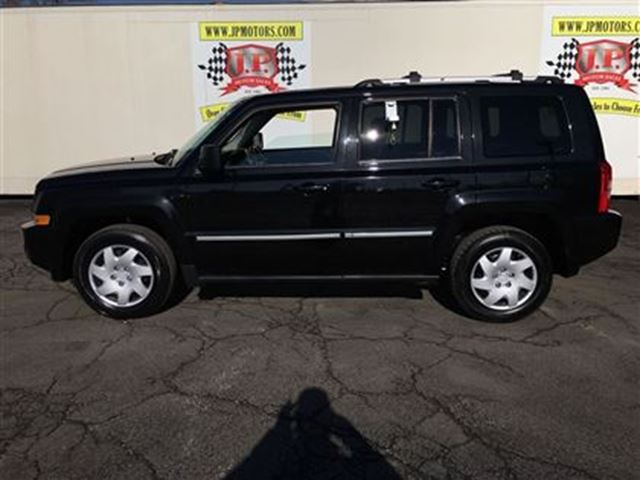 2010 jeep patriot limited automatic leather heated. Black Bedroom Furniture Sets. Home Design Ideas