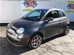 2015 Fiat 500 Sport, Automatic, Leather, in Burlington, Ontario