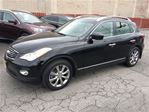 2013 Infiniti EX35 Luxury, Automatic, Leather, Sunroof, Back Up Camer in Burlington, Ontario