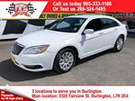 2014 Chrysler 200 LX, Automatic, Only 50, 000km in Burlington, Ontario