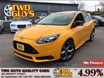 2013 Ford Focus ST RECARO LEATHER NAVIGATION in St Catharines, Ontario