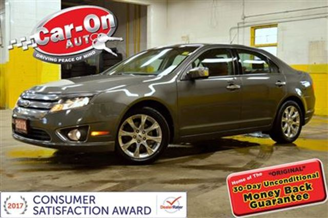 2012 ford fusion sel awd v6 leather grey car on auto sales. Black Bedroom Furniture Sets. Home Design Ideas