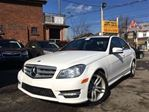 2013 Mercedes-Benz C-Class C 300 4MATIC,Leather,Sunroof,HtdSeats,Bluetooth&Mo in Toronto, Ontario
