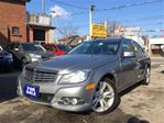 2013 Mercedes-Benz C-Class C 300 4MATIC,Leather,Sunroof,Bluetoooth,LedLights& in Toronto, Ontario