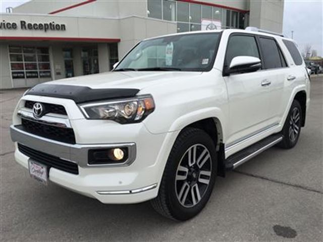 2015 toyota 4runner limited nav cooled seats 7 passenger bowmanville ontario used car for. Black Bedroom Furniture Sets. Home Design Ideas