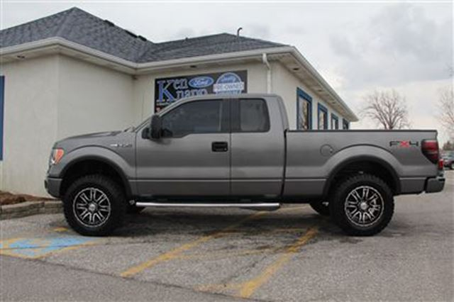 2010 Ford F-150 Fx4 - Essex  Ontario Used Car For Sale