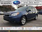 2014 Subaru Forester 2.5i Touring Package, FROM 1.9% FINANCING AVAILAB in Scarborough, Ontario
